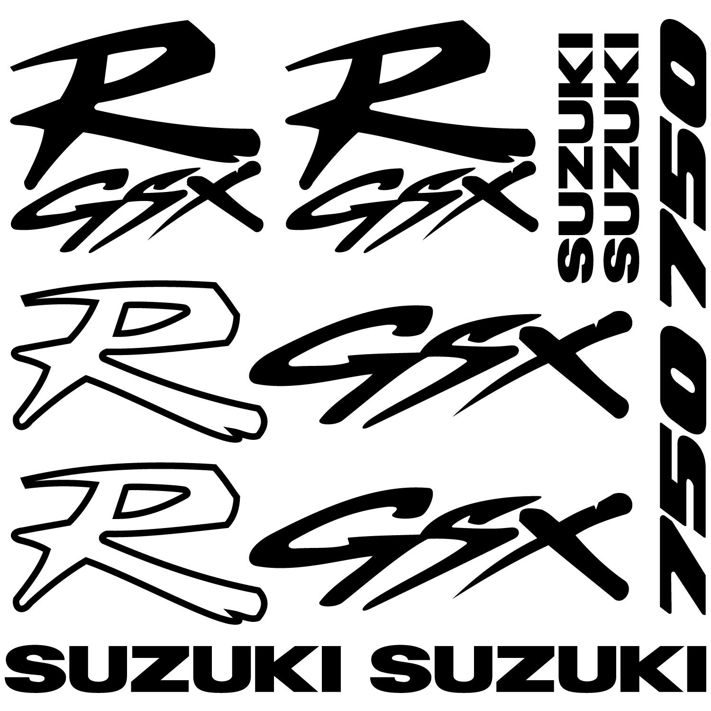 wandtattoos folies   suzuki r gsx 750 aufkleber
