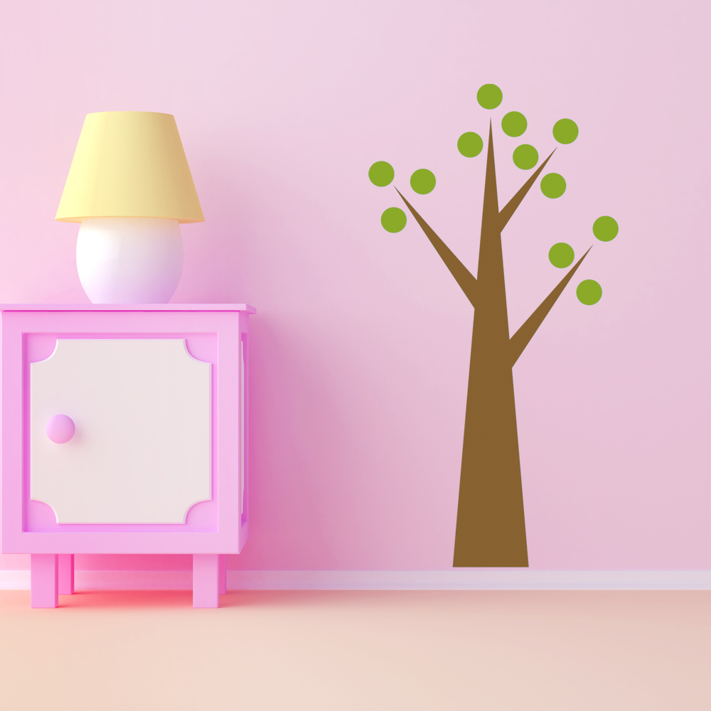 Wundervoll Wandsticker Baum Beste Wahl