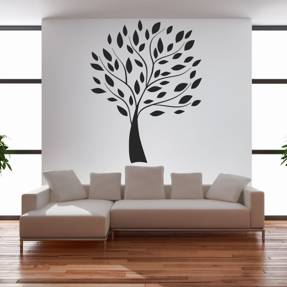 Wunderschön Wandtattoo Bäume Beste Wahl Baum