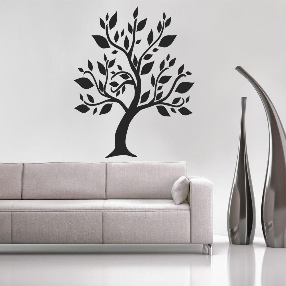 Großartig Wandtattoo Bäume Ideen Von Baum