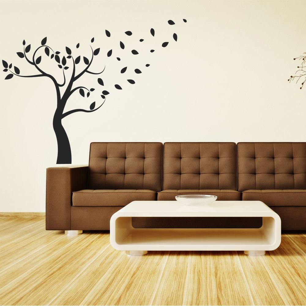 Außergewöhnlich Wandtattoo Bäume Galerie Von Baum
