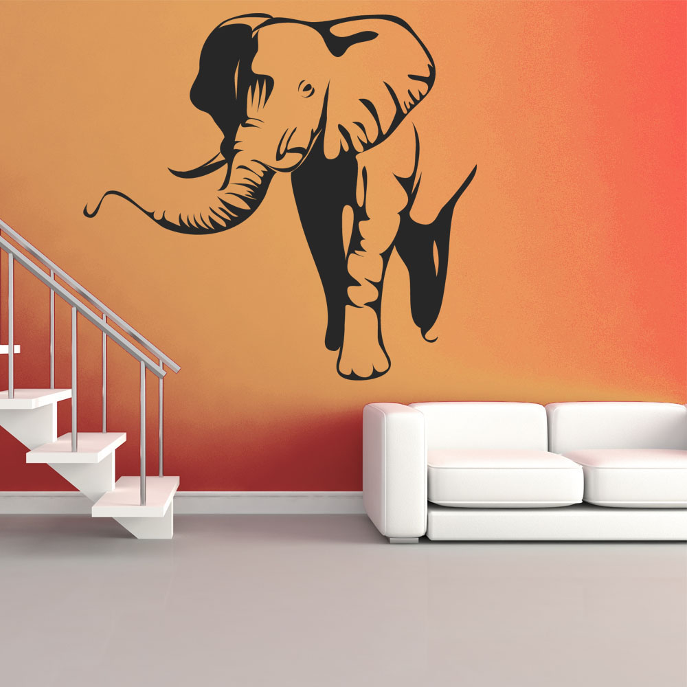 wandtattoos folies wandtattoo elefant