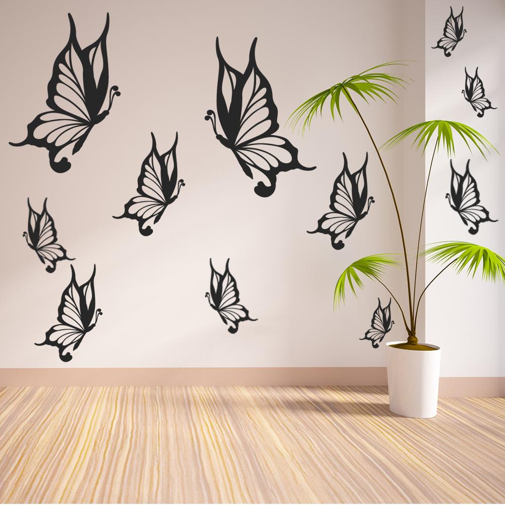 Cool Wandtattoo Schmetterling Das Beste Von Set
