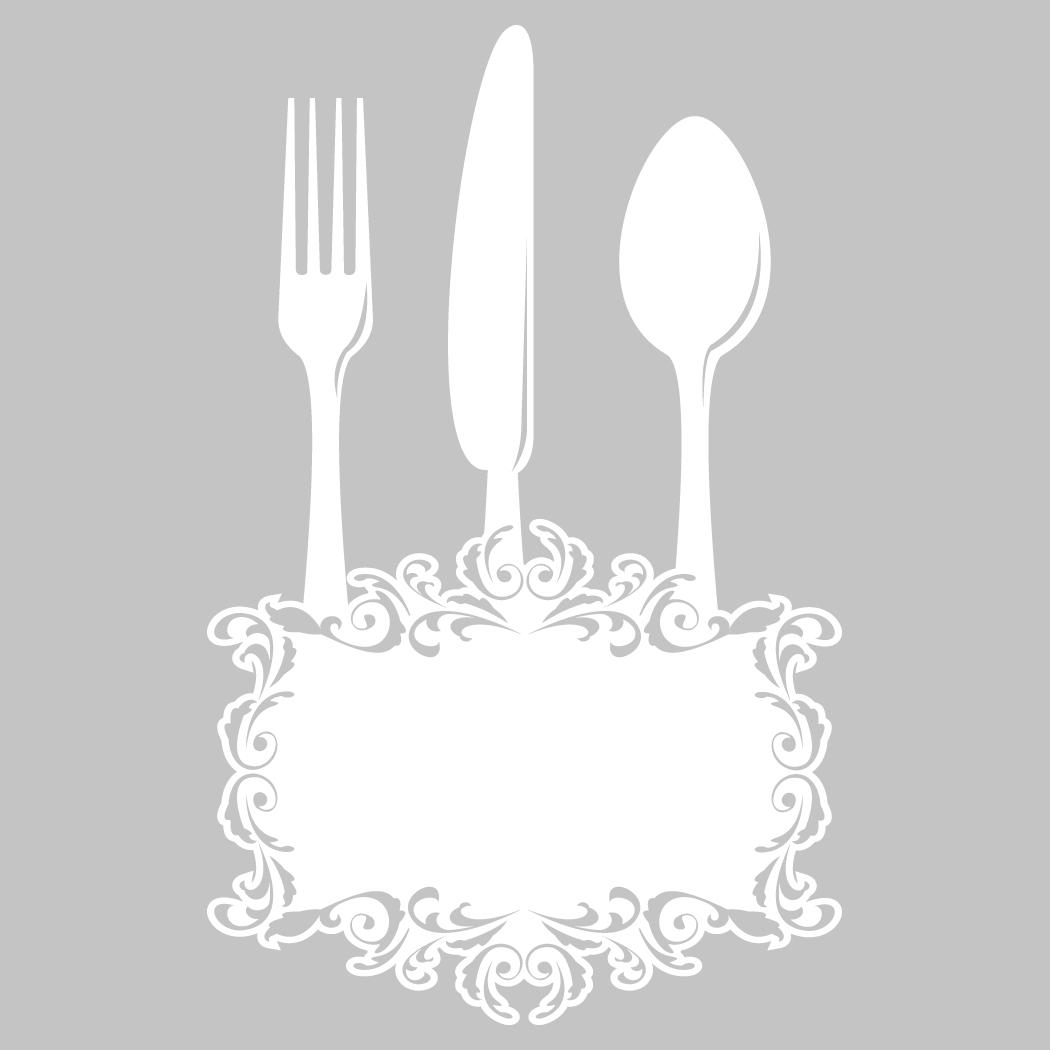 Wandtattoos folies wandtattoo velleda weisse tafel kochen - Wandtattoo tafel ...