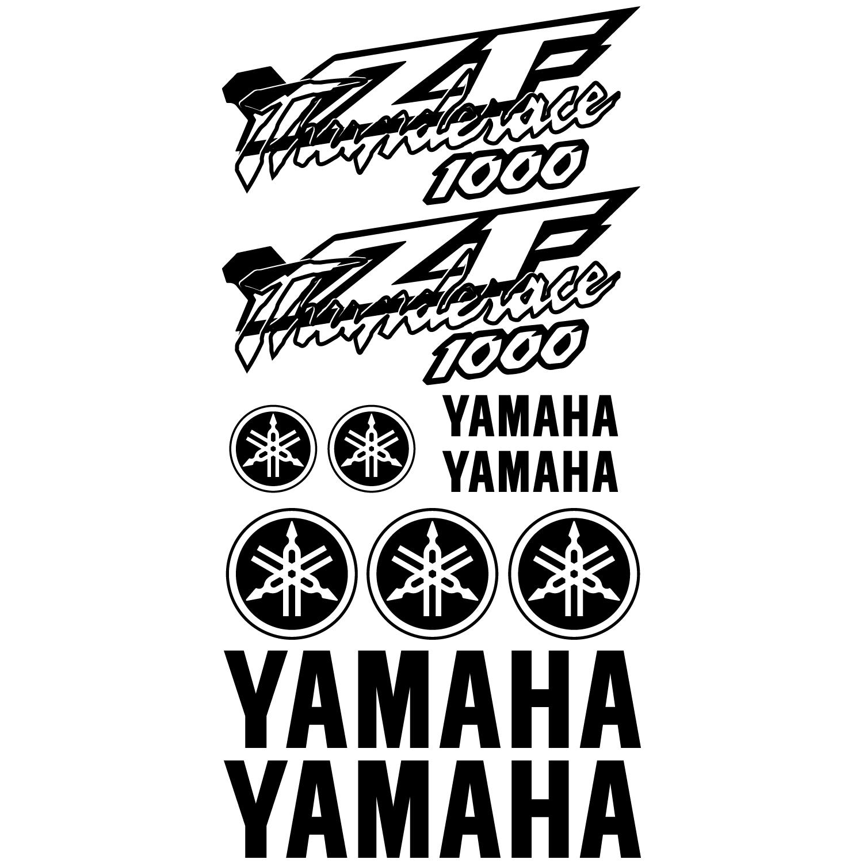 Yamaha Yzf Thunderace 1000 Aufkleber Set